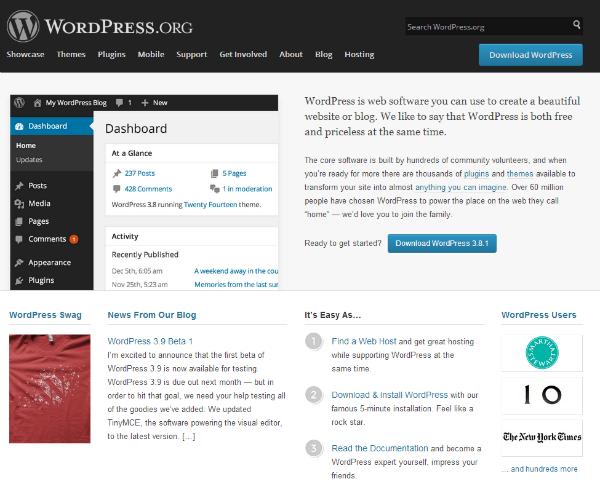 Wordpress security - bot net attacks